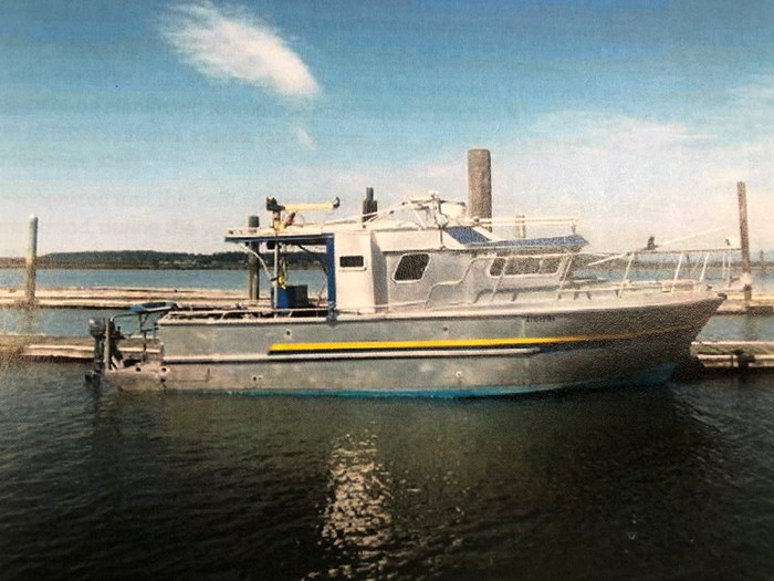 1986 Stapleton 32' Sport fisher Cruiser Photo 1 of 3