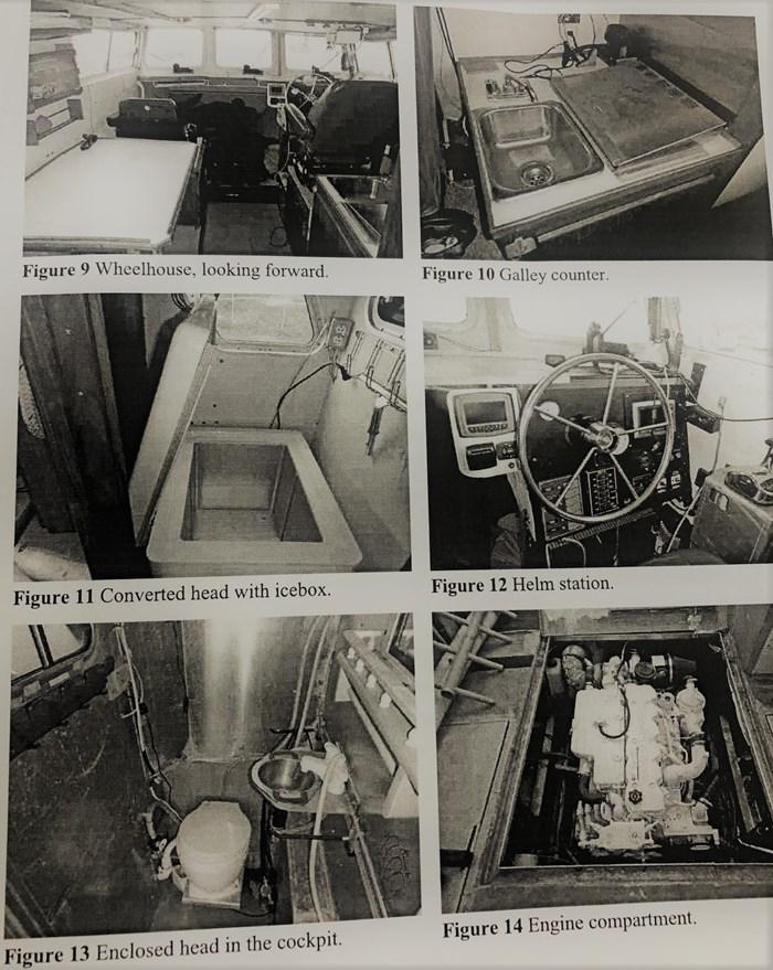 1986 Stapleton 32' Sport fisher Cruiser Photo 3 of 3