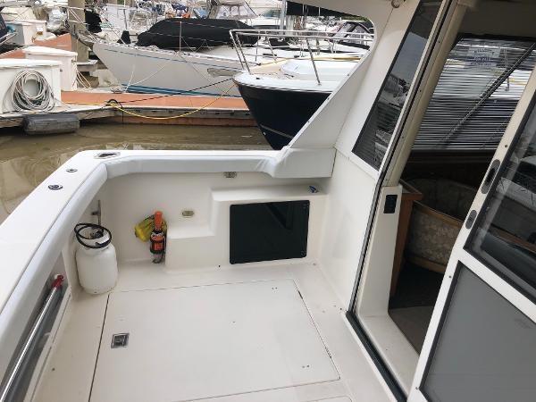 1996 Bayliner 4788 Pilot House Motoryacht Photo 27 sur 28