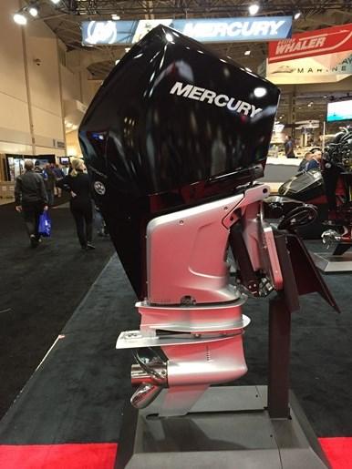 2018 Mercury 300 XXL V8 Verado Photo 1 of 3