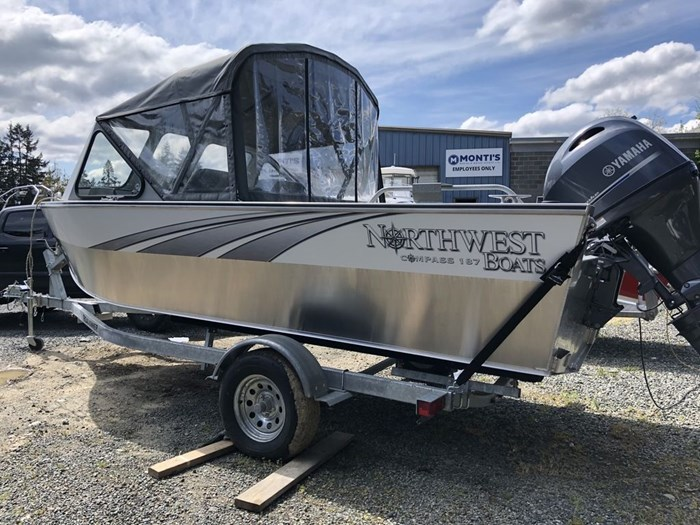 2018 Nothwest Boats 187 Compass Outboard Photo 4 of 6