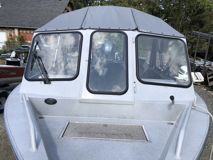 2018 Nothwest Boats 187 Compass Outboard Photo 6 of 6