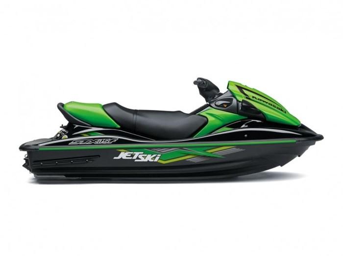 2019 Kawasaki STX-15F Photo 1 of 3