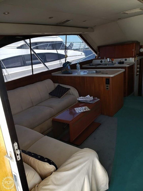 1993 Ocean Yachts 42 Super Sport Photo 11 sur 20