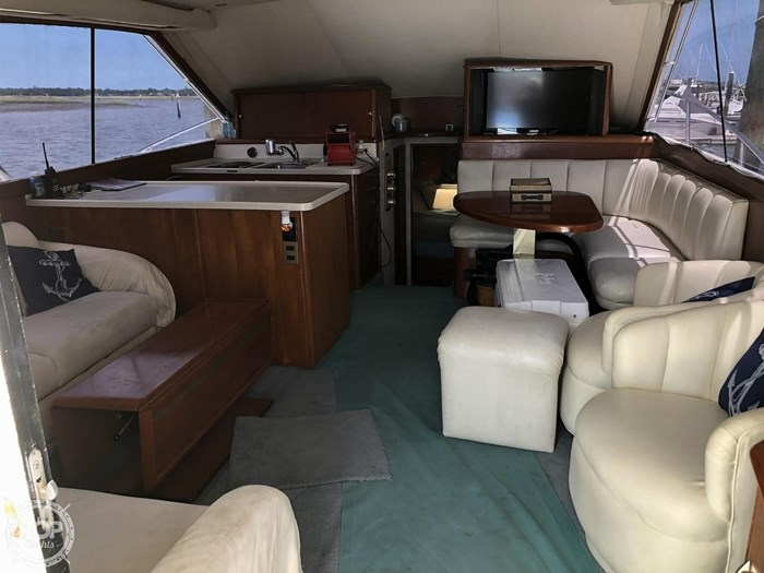 1993 Ocean Yachts 42 Super Sport Photo 4 sur 20