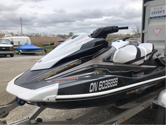 2018 Yamaha VX Cruiser Photo 1 of 5