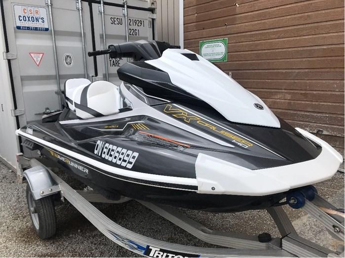 2018 Yamaha VX Cruiser Photo 3 of 5