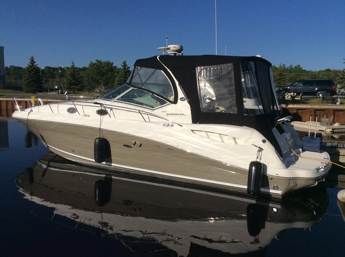 2006 Sea Ray 340 Sundancer Photo 1 of 18