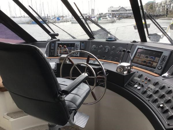 1994 Bayliner 4788 Motoryacht Photo 22 of 48