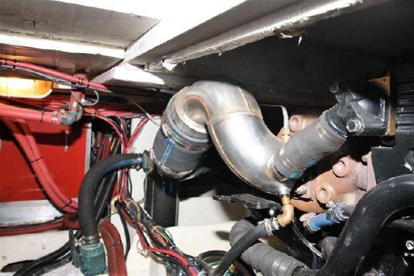 1994 Bayliner 4788 Motoryacht Photo 27 of 48