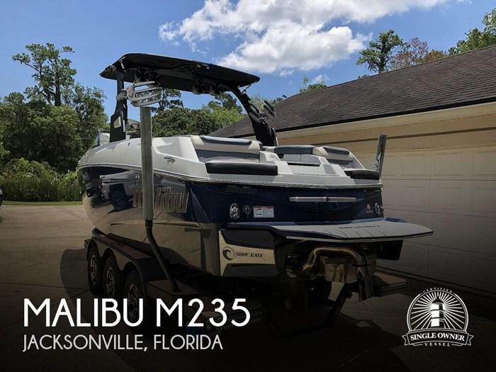 2017 Malibu M235 Photo 1 sur 20