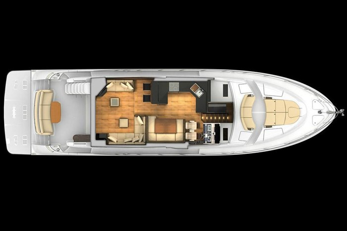 2017 Sea Ray L650 Fly Photo 36 sur 52
