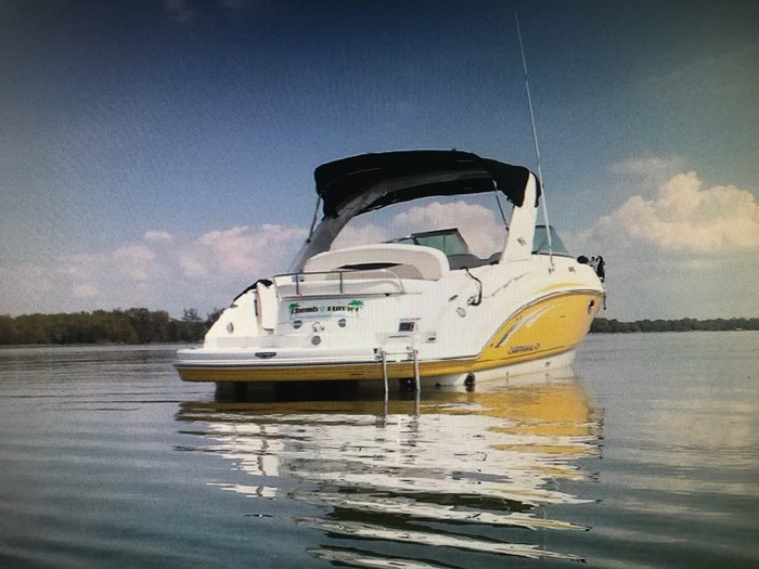 2012 Chaparral 285 SSX Photo 1 of 12