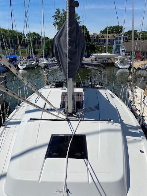 2017 Hanse Yachts Hanse 385 Photo 3 sur 30