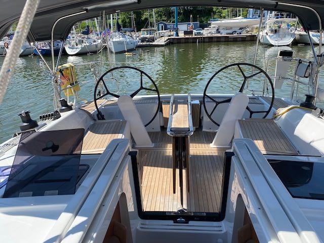 2017 Hanse Yachts Hanse 385 Photo 4 sur 30