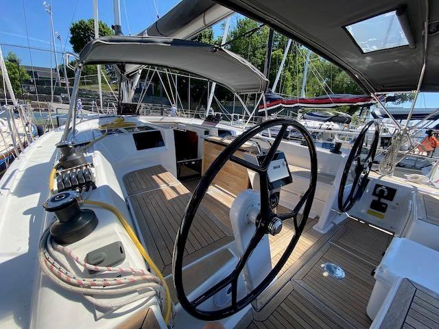 2017 Hanse Yachts Hanse 385 Photo 10 sur 30