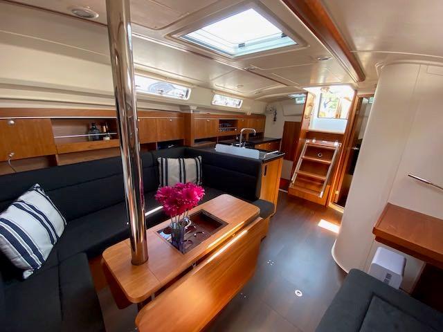 2017 Hanse Yachts Hanse 385 Photo 12 sur 30