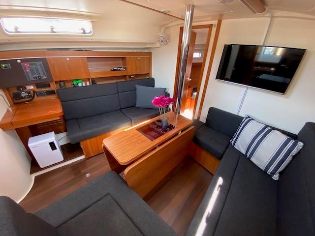 2017 Hanse Yachts Hanse 385 Photo 18 sur 30