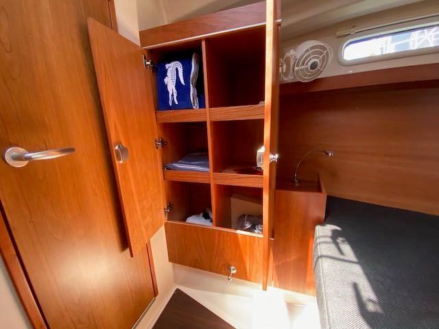 2017 Hanse Yachts Hanse 385 Photo 23 sur 30