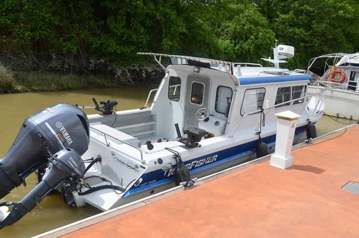 2015 KingFisher 2525 Offshore Photo 3 of 35