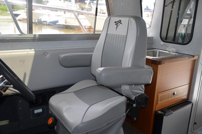 2015 KingFisher 2525 Offshore Photo 18 of 35