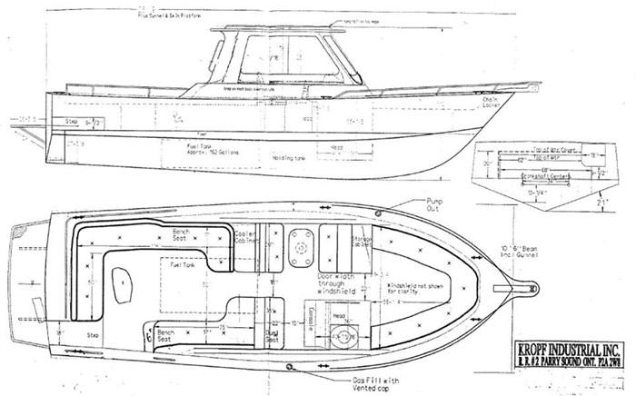 2001 KINGSTON SEASPORT PRO-9000 SEDAN Photo 27 of 27