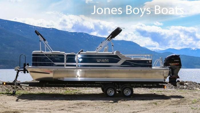 2020 SunCatcher Pontoons by G3 Boats X324 SS Photo 1 sur 8