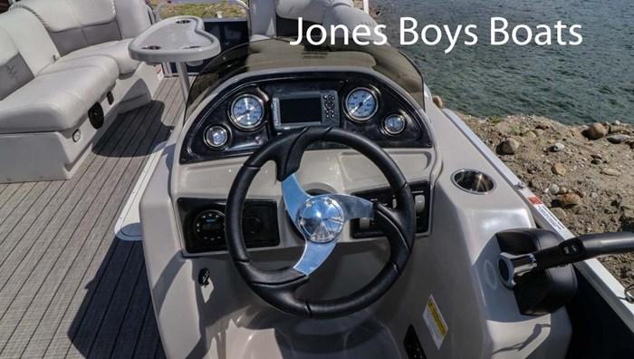 2020 SunCatcher Pontoons by G3 Boats X324 SS Photo 4 sur 8