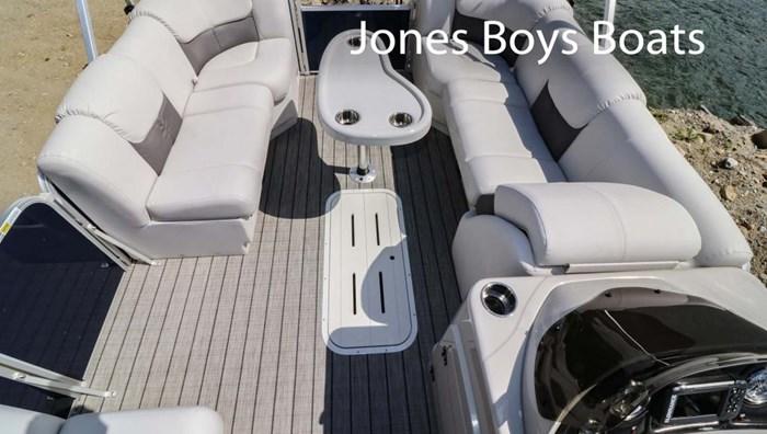 2020 SunCatcher Pontoons by G3 Boats X324 SS Photo 5 sur 8