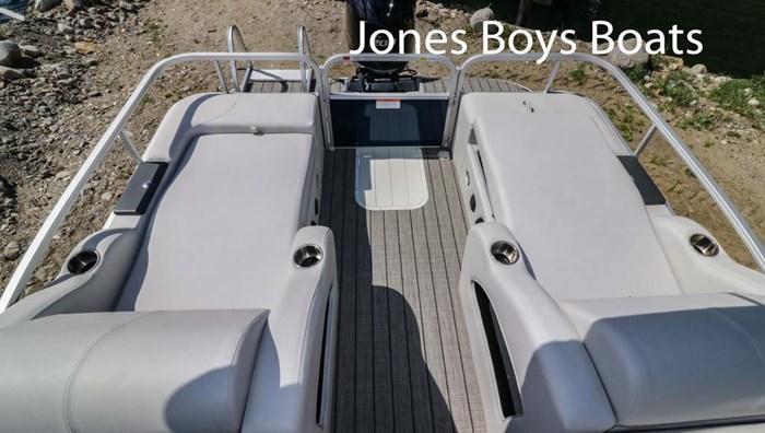 2020 SunCatcher Pontoons by G3 Boats X324 SS Photo 7 sur 8
