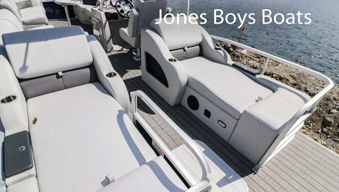 2020 SunCatcher Pontoons by G3 Boats X324 SS Photo 8 sur 8