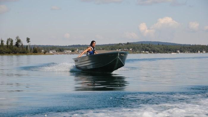 2020 Marlon Welded Utility Boat WV14L W/ Center Console Photo 3 sur 8