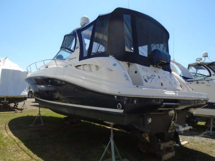 2005 Sea Ray 340 Sundancer Photo 4 of 27