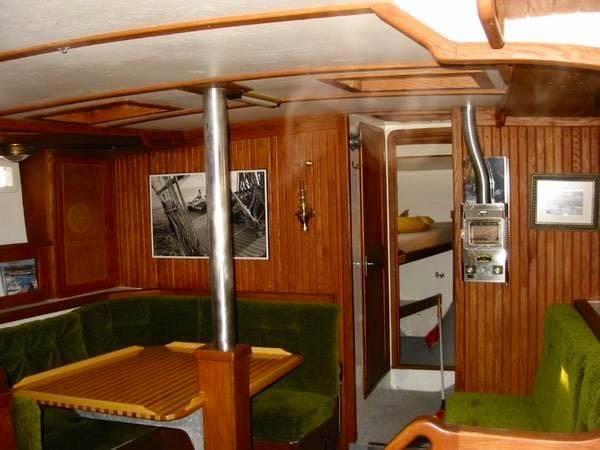 1981 Batreaux Corbin Corbin 39 - Sale Pending Photo 10 sur 16