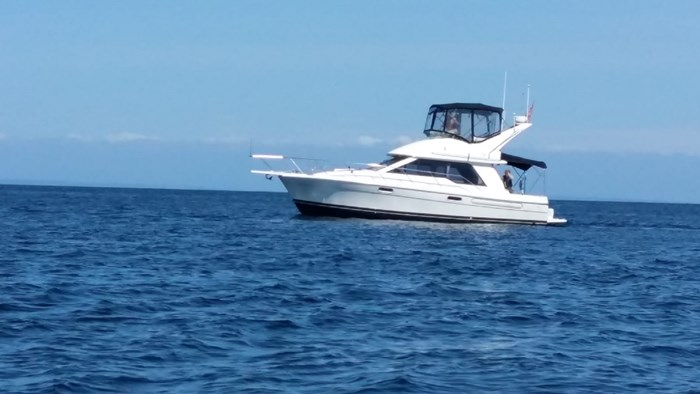 1996 Bayliner 3388 Photo 4 sur 10
