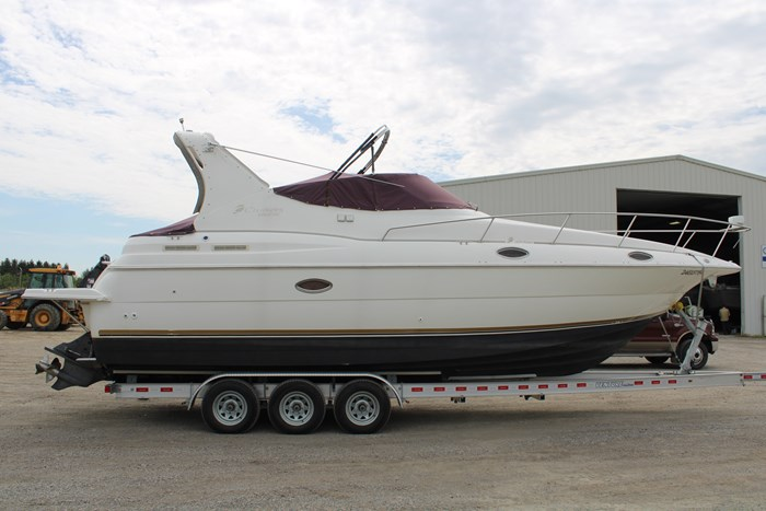 1998 Cruisers Yachts 3070 Rouge Photo 18 sur 24