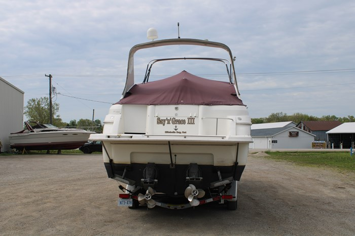 1998 Cruisers Yachts 3070 Rouge Photo 21 sur 24