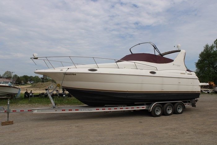 1998 Cruisers Yachts 3070 Rouge Photo 24 sur 24