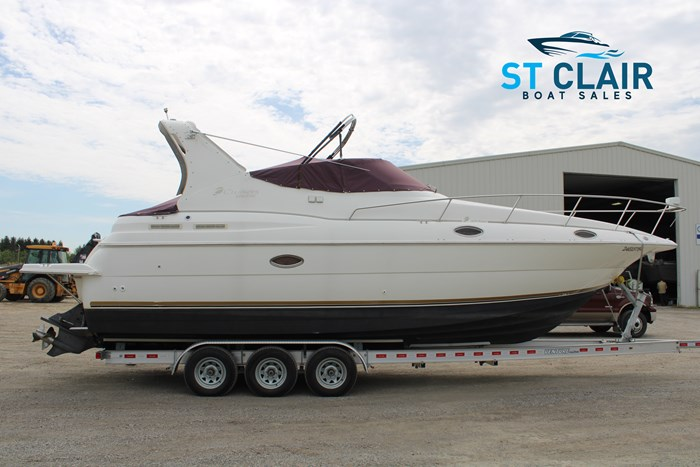 1998 Cruisers Yachts 3070 Rouge Photo 1 sur 24