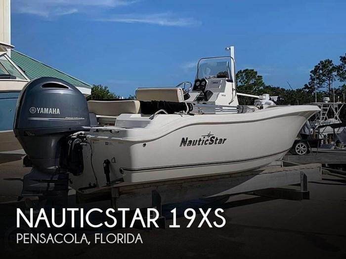 2018 NauticStar 19XS Photo 1 sur 20