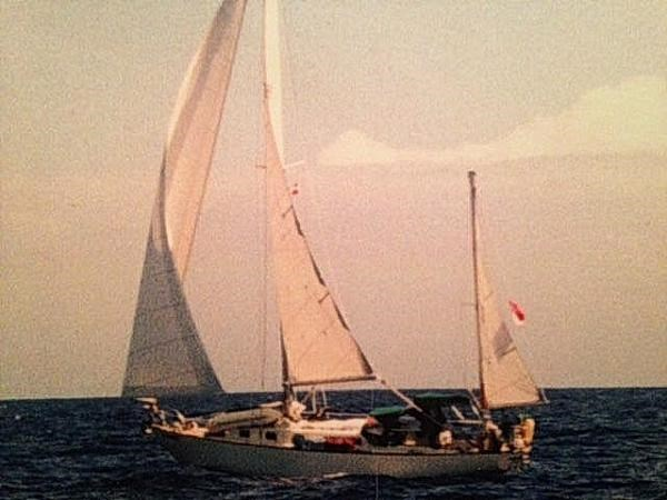 1973 Alberg 37 Mark II Yawl Photo 5 of 21