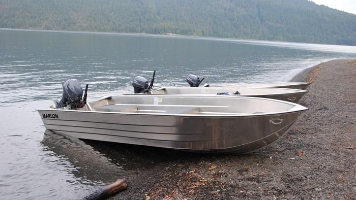 2020 Marlon Welded Utility Boat WV16L Photo 1 sur 8