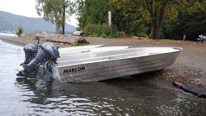2020 Marlon Welded Utility Boat WV16L Photo 2 sur 8