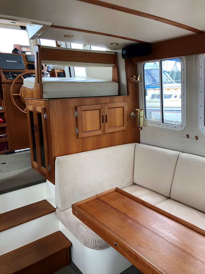 2005 Nordic Tug 32 Photo 2 of 49