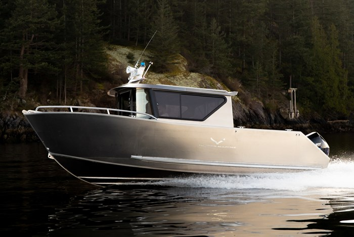"2020 Jasper Marine 22'-0"" Defender Photo 5 of 14"