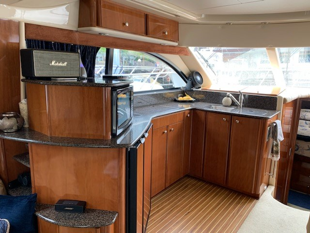 2006 Meridian 411 Photo 5 sur 28