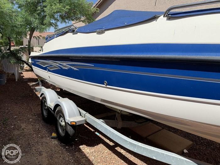 2009 Bayliner 217 Deck Photo 8 sur 20