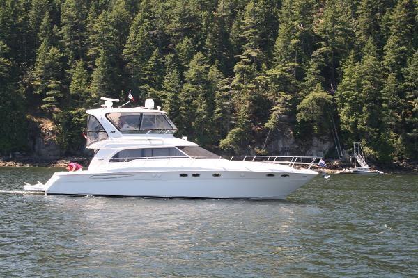 2002 Sea Ray 480 Sedan Bridge Photo 1 sur 58