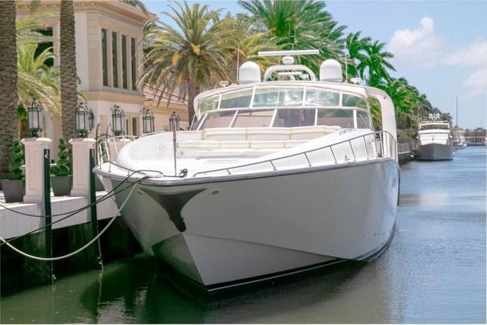 2004 Custom Shoell Express Motor Yacht Photo 4 sur 110
