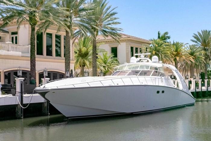 2004 Custom Shoell Express Motor Yacht Photo 6 sur 110